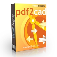 PDF2CAD 12 CZ na 1 rok - samostatná licencia